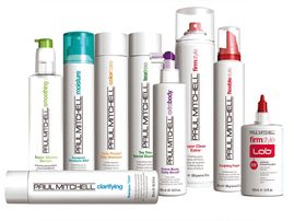 Paul Mitchell Pflegeprodukte